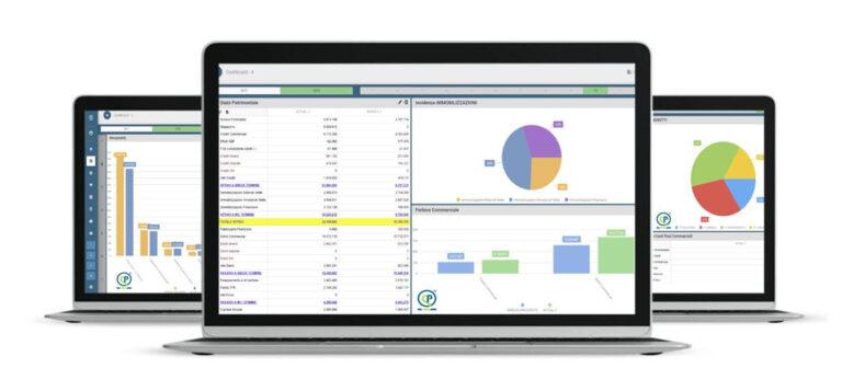 SELFPLANNING, il top nel reporting! Il piacere di visualizzare e distribuire i tuoi dati. Scopri le dashboard!